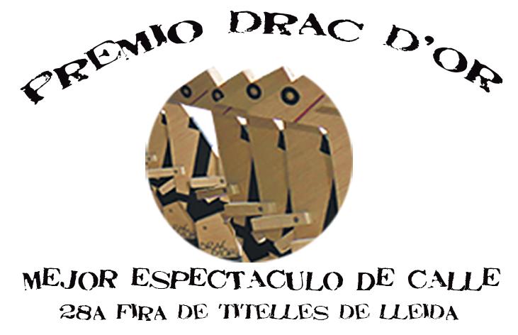 Premio Drac d'or Mejor espectáculo de calle